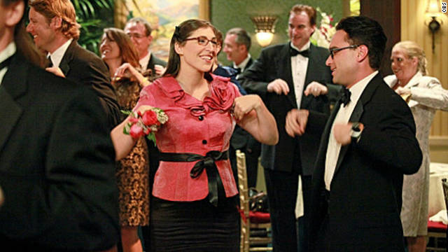 It's all about Amy on 'The Big Bang Theory'