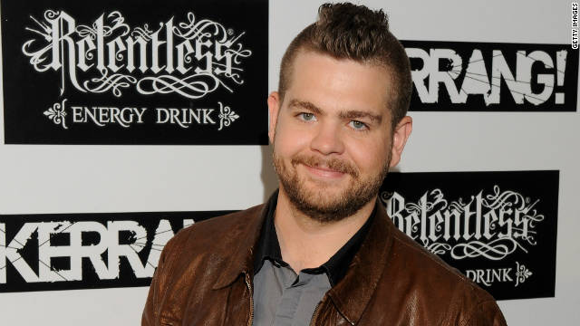 Jack Osbourne's getting hitched