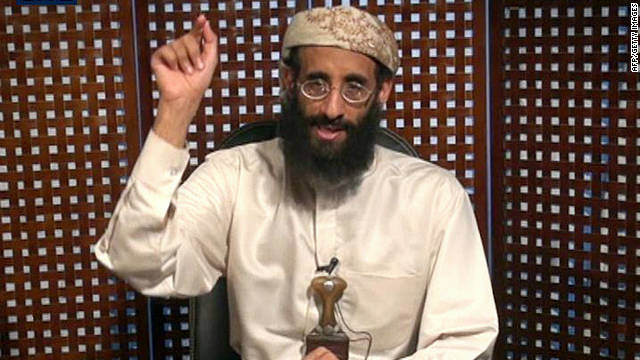 Source: Al-Awlaki was killed by U.S. drone