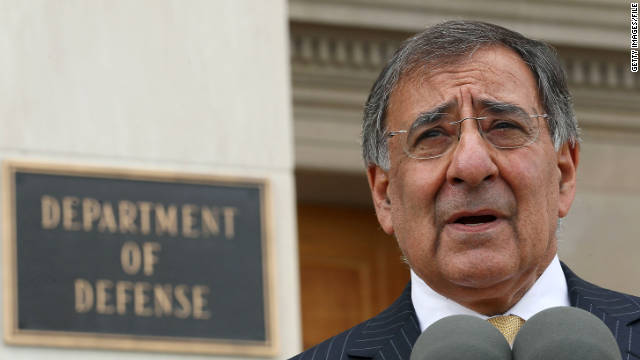 U.S. Defense Secretary Leon Panetta is on a trip that will take him to Israel, Egypt and Belgium.
