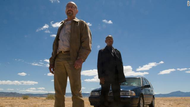 'Breaking Bad': Smoking kills