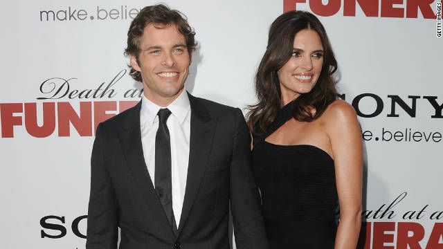 James Marsden&#039;s wife files for divorce