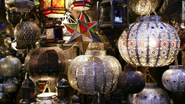 While much of the Marrakech souk is filled with standard souvenir items, many feature crafts that reflect local traditions and styles. And remember -- nothing has a set price. Haggling over items is expected, and something you should definitely try during your stay.