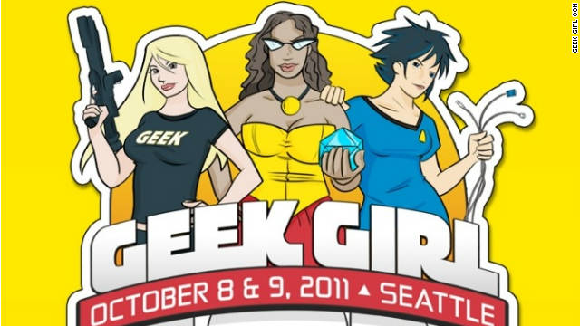 Geek girls get their own Con