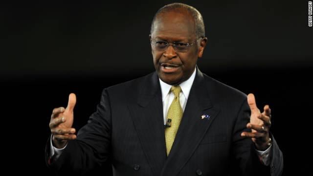Republican presidential candidate Herman Cain has said African-Americans have been