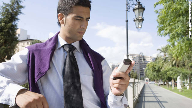 Smartphone owners are especially likely to experience cell phone problems, such as slow download speeds.