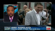 KTH: Rick Perry pushes back on racism charges