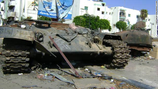 El futuro incierto que aguarda a Libia
