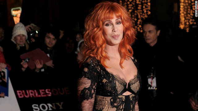 Cher watches reality TV, tweets agony