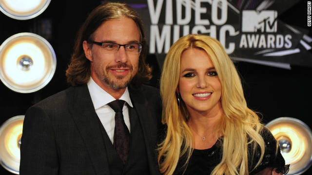 Is Britney Spears getting married?