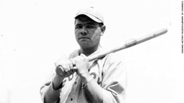 Babe Ruth jersey sells for record $4.4 million at auction