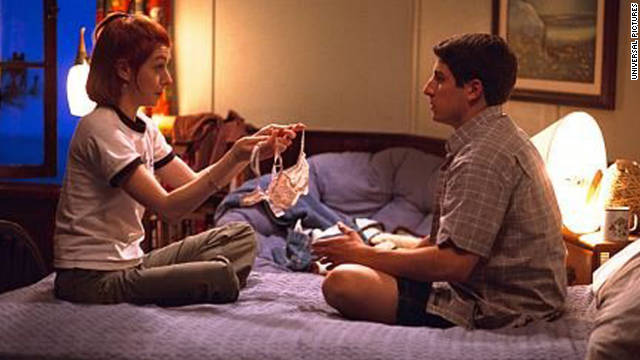 "In ""American Pie 2,"" Jim (Jason Biggs) has one summer to prepare for the arrival of Nadia (Shannon Elizabeth), so he enlists the help of his first... love, Michelle (Alyson Hannigan). The band camp enthusiast teaches Jim how to woo his foreign dream girl."