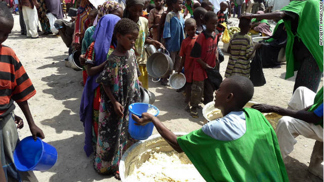 Red Cross taking food to militant territory