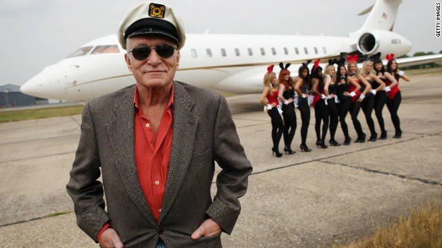 Hef on 'Playboy Club': Should've been on cable