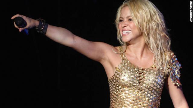 Shakira anuncia que está embarazada
