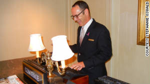 When to call on the concierge