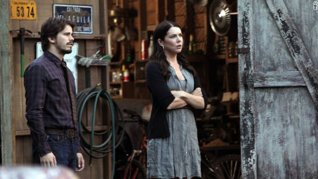 Clear skies ahead on &#039;Parenthood&#039;