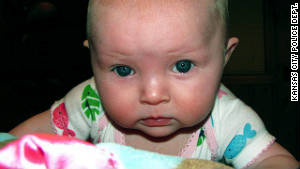 Lisa Irwin, 11 months old, was reported missing on October 4.