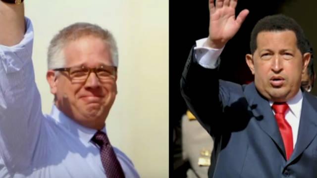 OPINIÓN: ¿Qué tienen en común Hugo Chávez y Glenn Beck?