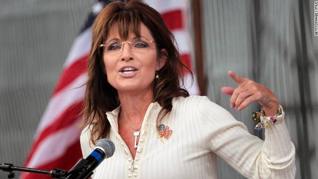 Sarah Palin's pitching new reality show?