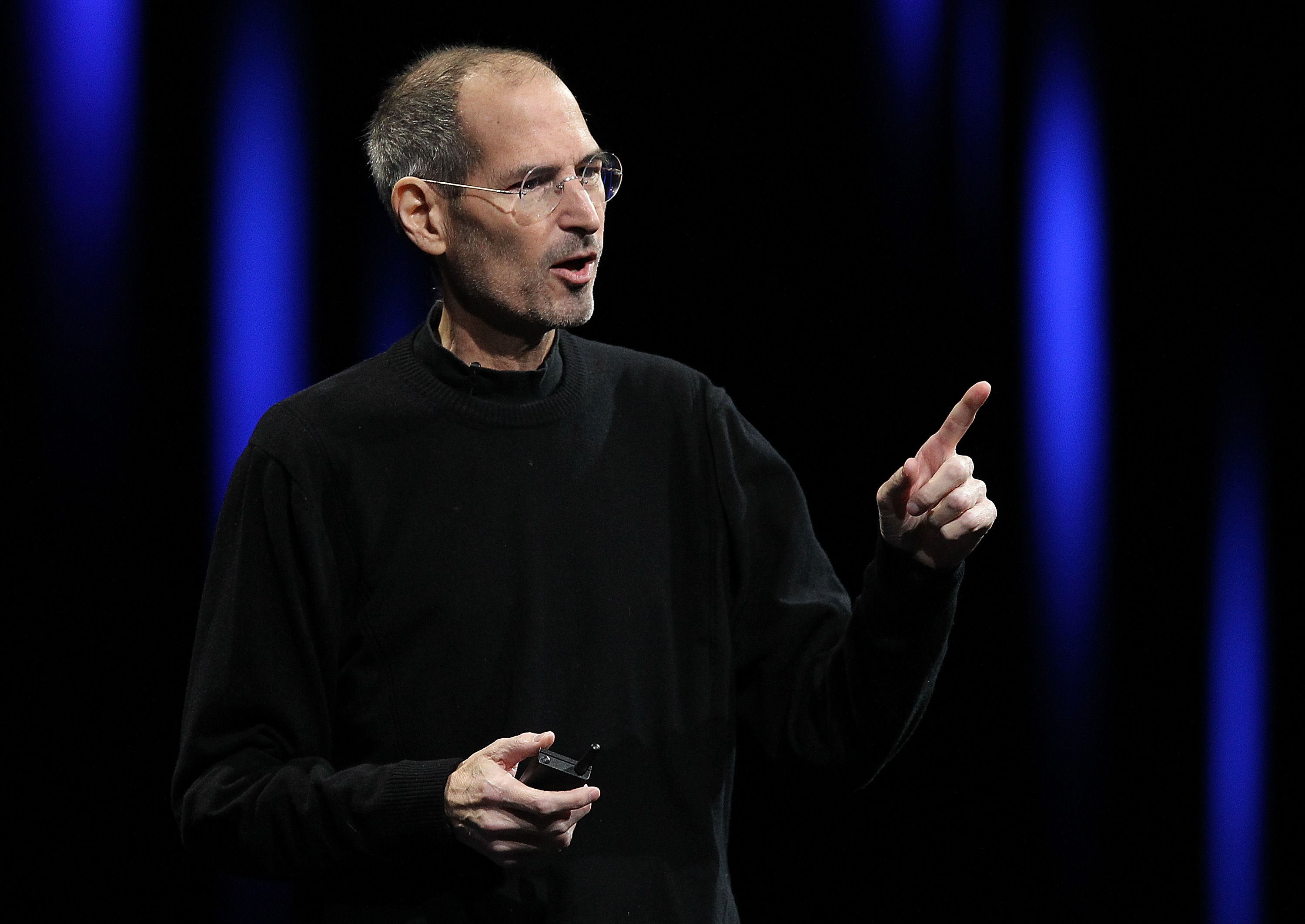 Timeline: Steve Jobs' career