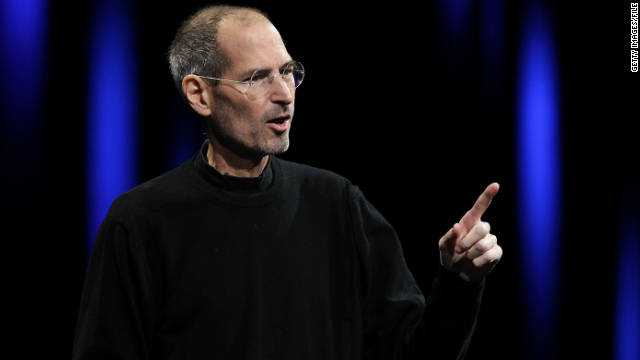 "Apple co-founder and Chairman Steve Jobs died October 5. Jobs was known as a visionary who helped craft the world's leading tech company. After battling pancreatic cancer and various other health issues, Jobs' family said he ""died peacefully ... surrounded by his family."" He was 56. <a href='http://articles.cnn.com/2011-10-05/us/us_obit-steve-jobs_1_jobs-and-wozniak-iphone-apple-founder?_s=PM:US'>Full story</a>"