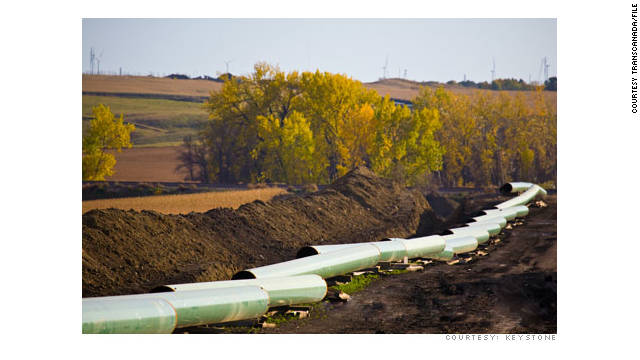 Keystone pipeline impact study expected Friday