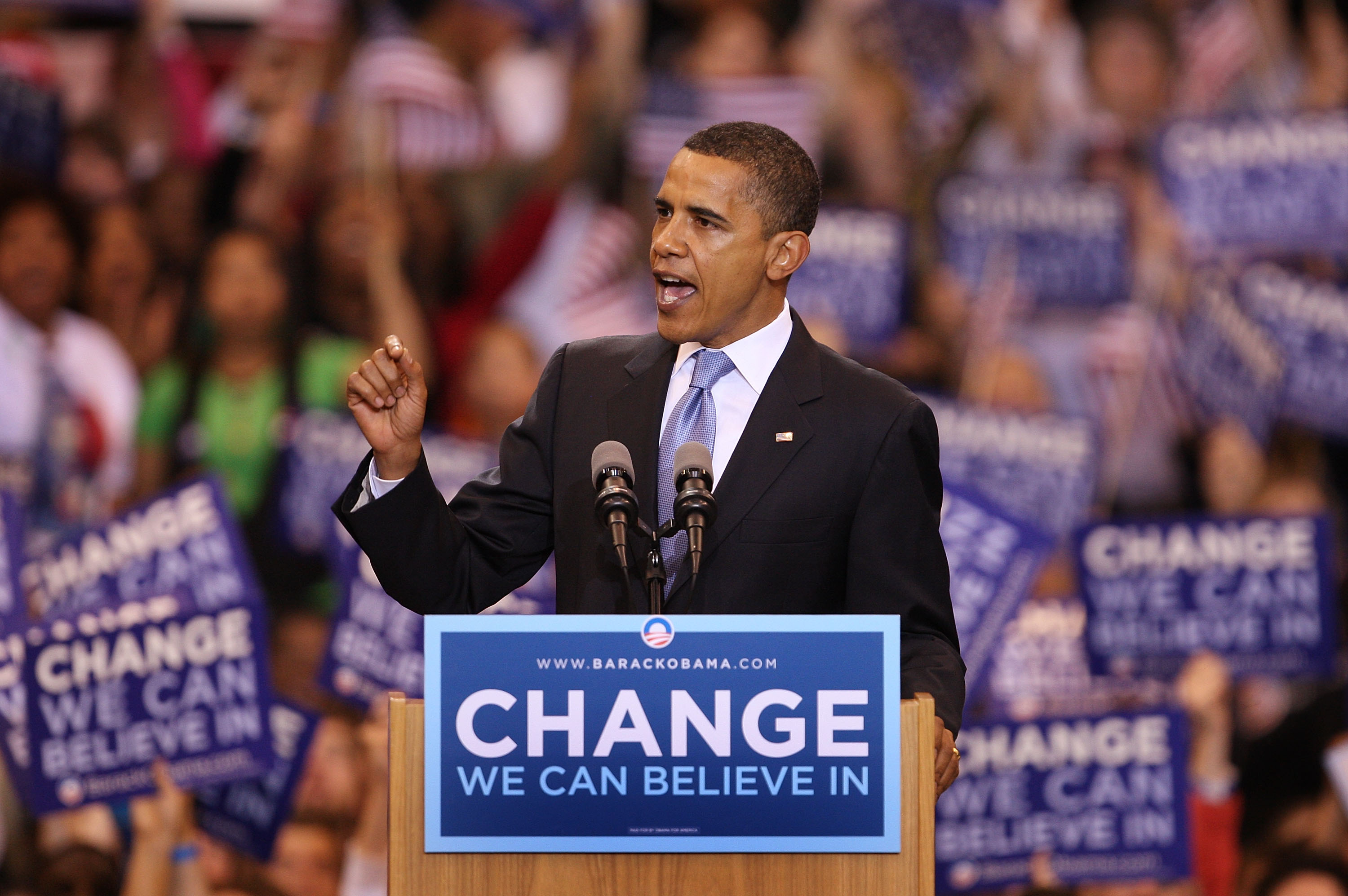 Quoted: Obama on the environment