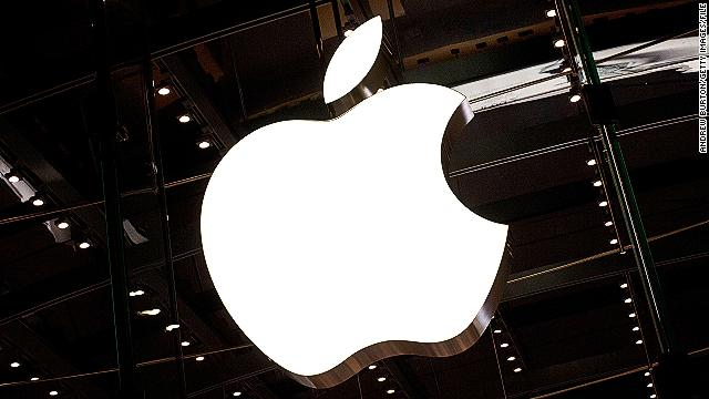 Apple stock plunges 12%