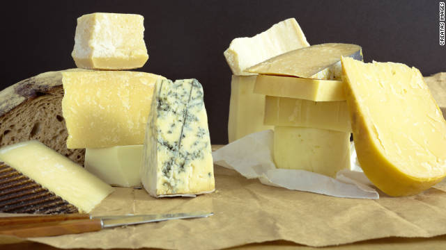 5@5 - American cheeses to try right now