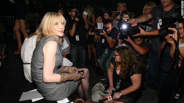 Courtney Love: I'd kill Kurt if he came back from the dead