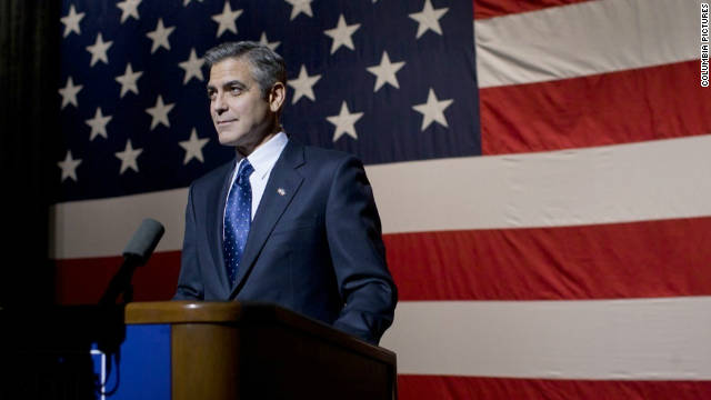 George Clooney stars as Gov. Mike Morris in