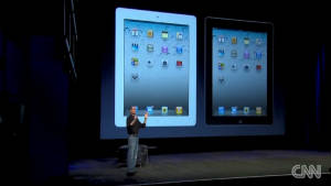 Steve Jobs once said a 7-inch screen is not sufficient to make a good tablet. Apple\'s current leadership may disagree.
