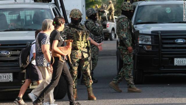 México confirma el hallazgo de 36 cadáveres en Veracruz
