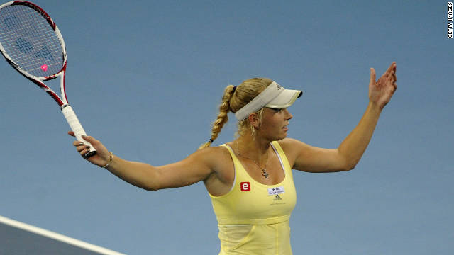 Caroline Wozniacki has been world number one for 12 months, but is yet to capture a grand slam title.