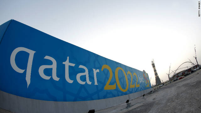 FIFA releases its bid inspection reports, and it's bad news for Qatar. The tournament would be held in the middle of Qatar's summer where temperatures regularly hit 50 degrees Celsius. Despite a hi-tech pitch that included state-of-the-art cooling technology to keep players and fans safe, FIFA gave one part of the bid a