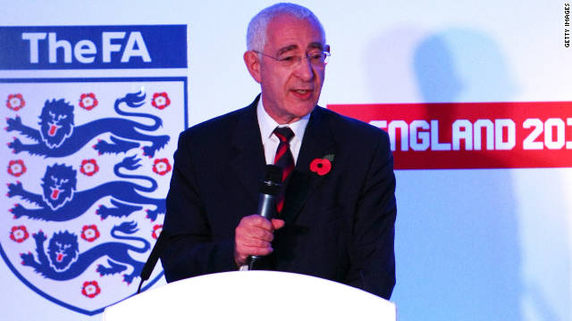 Just a few weeks before FIFA's presidential vote, former FA chairman David Triesman gives evidence at a UK parliamentary enquiry into England's failed 2018 bid. Under the cover of parliamentary privilege Triesman accused FIFA Ex Co members Warner, Nicholas Leoz, Ricardo Texeira and Worawi Makudi of trying to secure cash and privileges in return for their vote. In other evidence submitted to the committee from the Sunday Times, it was alleged that FIFA vice-president Issa Hayatou along with fellow Ex Co member Jacques Anouma has been paid $1.5 million by Qatar for their World Cup vote. All those accused strenuously deny the allegations.