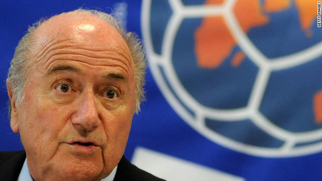 FIFA announces that it will expand its corruption probe to include Sepp Blatter, after AFC president Mohammed bin Hammam claimed Blatter knew about cash payments he was accused of giving to national football association in exchange for pro-Hammam votes during Qatar's 2022 World Cup bid. Blatter maintains that the allegations are