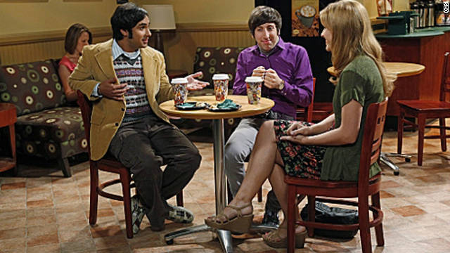 Can Raj find love on 'The Big Bang Theory'?