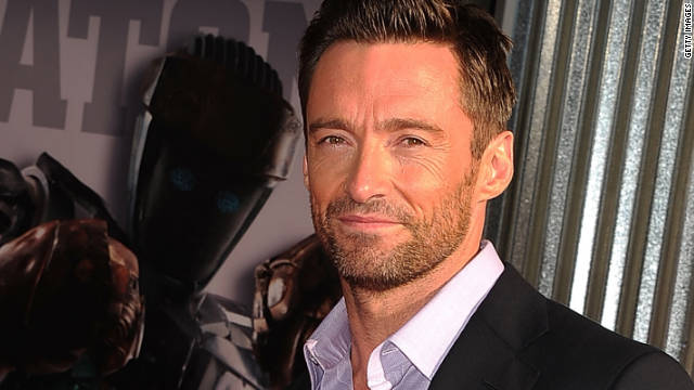 Overheard: Why is Hugh Jackman embarrassed?