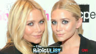 The RidicuList: The Olsen Twins' $39K backpack