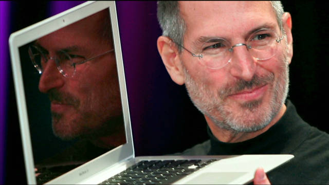 TV pays tribute to Steve Jobs