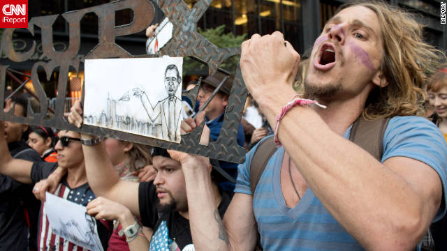 Need to Know News: Occupy Wall Street heads uptown; Millions to lose unemployment benefits if Congress doesn't act