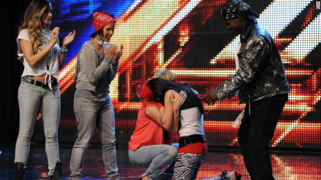 Tough choices on 'X Factor'