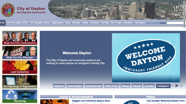 The city of Dayton, Ohio, wants to become the friendliest place for immigrants and implemented