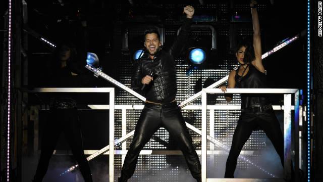 Ricky Martin quiere volver a ser un grande de la pantalla chica