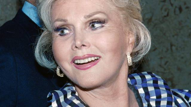 Zsa Zsa Gabor, seen here in a 1999 photo, has been confined to a bed for two years.
