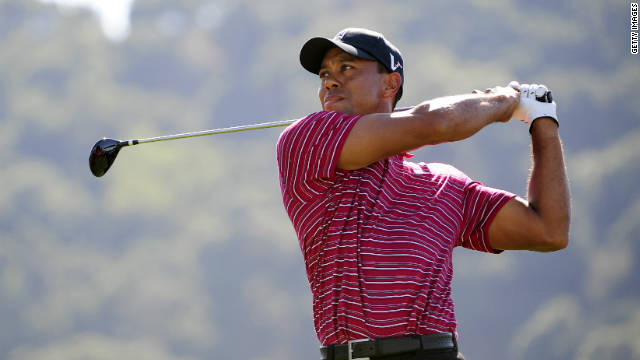 Former world number one Tiger Woods has not won a PGA Tour tournament since November 2009.