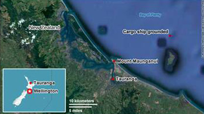 Bay of Plenty interactive map
