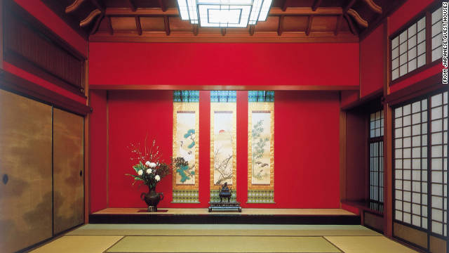 The Houshi Ryokan in Hokuriku, Ishikawa, north-west of Tokyo, offers simple tatami-matted rooms with futons, traditional Japanese food and communal hot water spas.